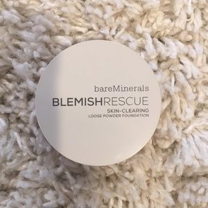 Bareminerals Blemish Rescue Foundation with Brush